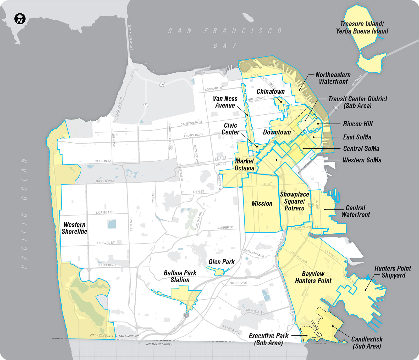 San Francisco General Plan  Introduction